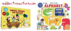 Pausitive Living: Toddler Interactive Puzzle Prize Pack Giveaway