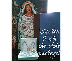 Discount Catholic Products Hail Mary Grand Prize Gift Package Giveaway