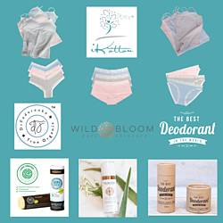 iKotton Natural and Sustainable Skin Kindness Product Prize Package Giveaway