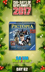 SAHM Reviews: Day 62 - Harry Potter Pictopia Game Giveaway