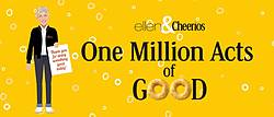 Cheerios One Million Acts of Good Instant Win Game