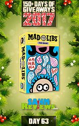 SAHM Reviews: Day 63 - Mad Libs Game Giveaway