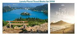 Pausitive Living: Lonely Planet Travel 2018 Giveaway