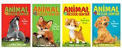 Pausitive Living: Kids Animal Rescue Center Books Giveaway