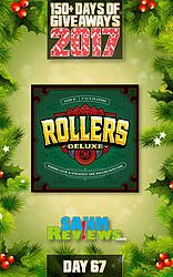 SAHM Reviews: Day 67 - Rollers Deluxe Game Giveaway