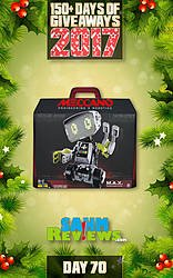 SAHM Reviews: 150+ Days of Giveaways - Day 70 - Meccano M.A.X. Giveaway