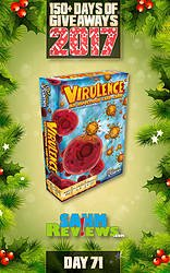 SAHM Reviews: 150+ Days of Giveaways - Day 71 - Virulence Game Giveaway