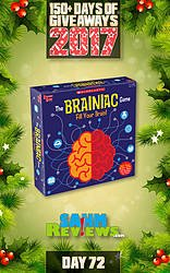 SAHM Reviews: 150+ Days of Giveaways - Day 72 - Scholastic Brainiac Game Giveaway