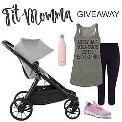Momgoesmental: Fit Momma Prize Pack Giveaway