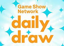 GSN TV Game Show Network Daily Draw Sweepstakes