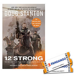 Crunchy Beach Mama: Fandango Movie Tickets + 12 Strong Book Giveaway
