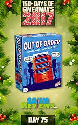 SAHM Reviews: Out of Order Game Giveaway