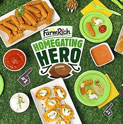Farm Rich Homegating Hero Giveaway