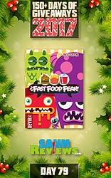SAHM Reviews: 150+ Days of Giveaways - Day 79 - Fast Food Fear Game Giveaway