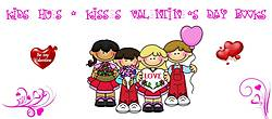 Pausitive Living: Kids Hugs & Kisses Valentine's Day Book Prize Pack Giveaway