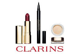 Ema's Fashion Blog: Clarins Cosmetics Giveaway