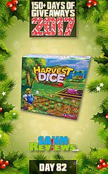 SAHM Reviews: Harvest Dice Game Giveaway