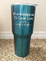 Jennreviewsit: Personalized Tumbler Giveaway