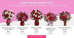 SAHM Reviews: Teleflora Valentine's Day $75 Gift Card Giveaway