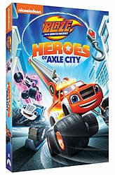 Making of a Mom: Blaze and the Monster Machines DVD Giveaway