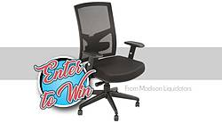 Mesh Back Office Chair Giveaway