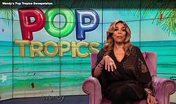 Wendy Williams TV Show Pop Tropics Sweepstakes
