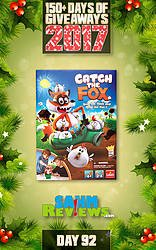 SAHM Reviews: 150+ Days of Giveaways - Day 92 - Catch the Fox Game Giveaway
