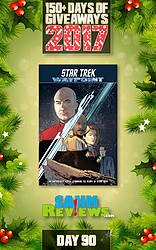 SAHM Reviews: 150+ Days of Giveaways - Day 90 - Star Trek Waypoint Book Giveaway