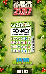 SAHM Reviews: 150+ Days of Giveaways - Day 89 - Uglydoll Loonacy Game Giveaway