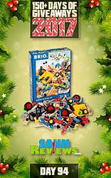 SAHM Reviews: 150+ Days of Giveaways - Day 94 - Brio Builder Activity Set Giveaway