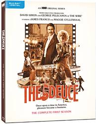 Irish Film Critic: The Deuce: The Complete First Season on Blu-Ray Giveaway