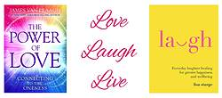Pausitive Living: Love & Laugh Prize Pack Giveaway