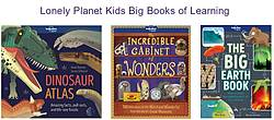 Pausitive Living: Lonely Planet Kids Big Books of Learning Prize Pack Giveaway