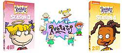 Pausitive Living: Rugrats Season 3 & 4 Prize Pack Giveaway