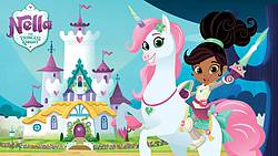 Pausitive Living: Nella the Princess Knight DVD Giveaway