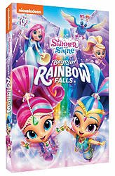 Making of a Mom: Shimmer and Shine Beyond the Falls DVD Giveaway