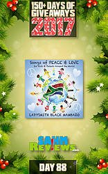 SAHM Reviews: 150+ Days of Giveaways - Day 88 - Songs of Peace & Love CD Giveaway