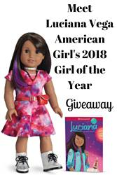 Mom and More: 2018 American Girl Giveaway