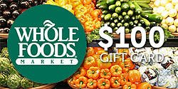Family Focus: $100 Whole Foods Gift Card Giveaway
