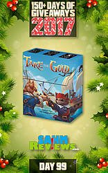 SAHM Reviews: Take the Gold Game Giveaway
