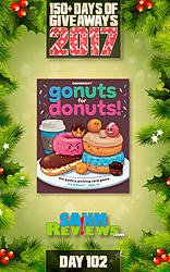 SAHM Reviews: Go Nuts for Donuts Game Giveaway