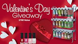 Barielle Valentine's Day Giveaway