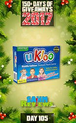 SAHM Reviews: 150+ Days of Giveaways - Day 105 - Ukloo Game Giveaway