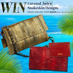 1 of 8 Beirn Bags Giveaway