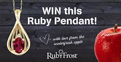 Fall in Love With RubyFrost Apples