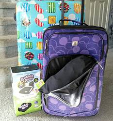 Momknowsbest:  Bubble Bum Booster Car Seat Giveway