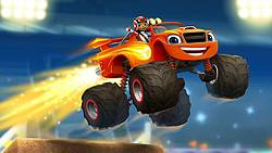 Pausitive Living: Blaze and the Monster Machines Heroes of Axle City DVD Giveaway