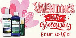Deter Outdoor's Valentine's Day Giveaway
