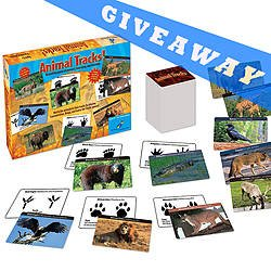 The Young Scientists Club Animal Tracks Game Giveaway