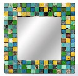 Ecologica: Square Mosaic Mirror Giveaway